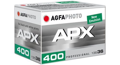 Agfa APX400