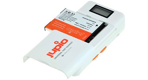 Jupido multi batteri oplader