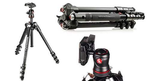 Manfrotto Befree stastiv